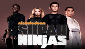 Serien Stream Supah Ninjas