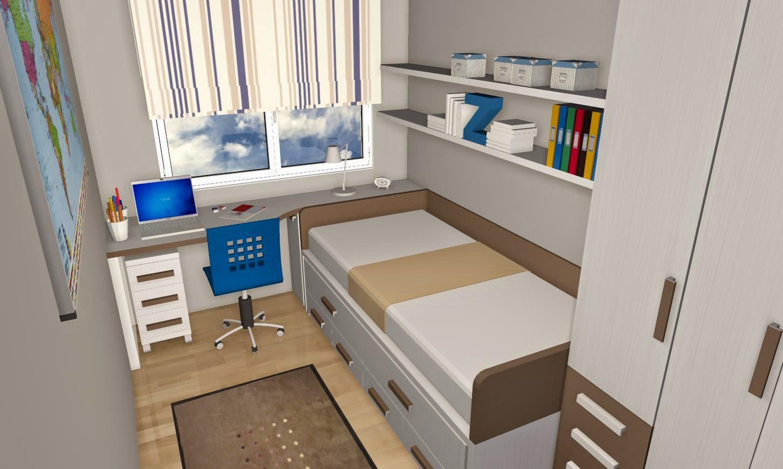 Muebles ros composiciones en 3d de nuestros clientes for Progettare cameretta 3d