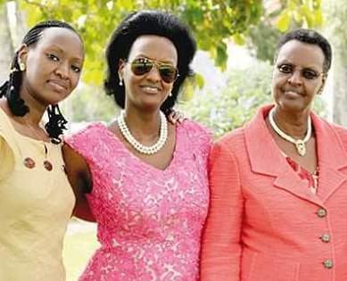 """The use of contraceptives is not our culture"" Uganda's First Lady, Janet Museveni reveals that three of her daughters got married as virgins"