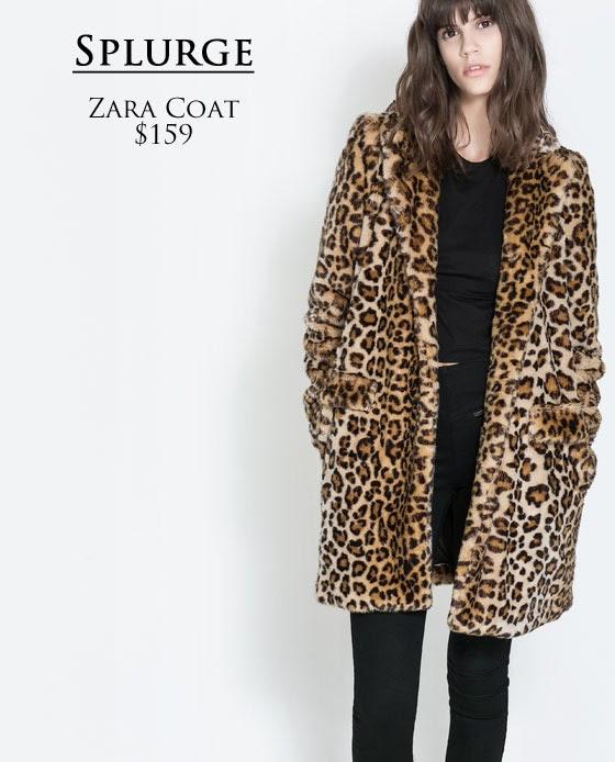 mantel zara clothing