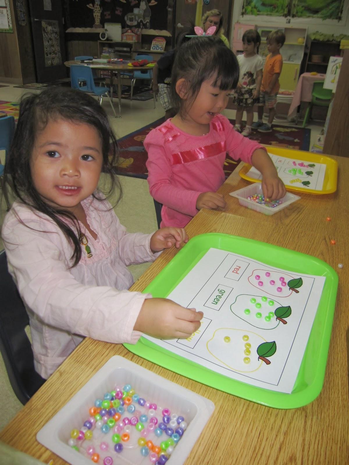 Preschool For Rookies Apple Solutely Fun