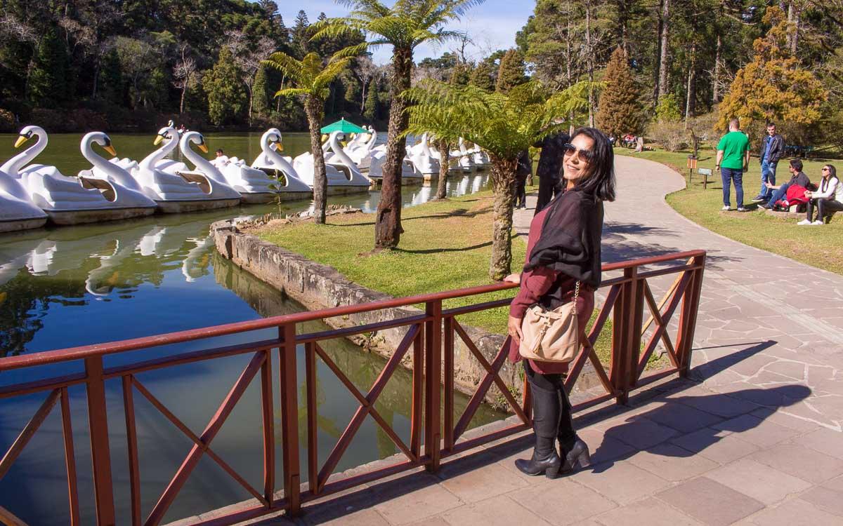 Looks de meia estação para viajar para Gramado-RS