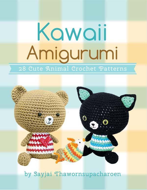 Amigurumi Kawaii Free Patterns : Kawaii Amigurumi - a brand new Pattern Book - Sayjai ...