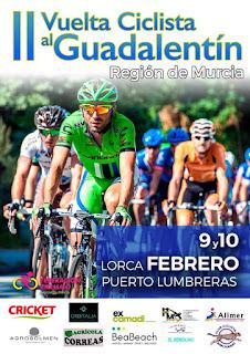 II Vuelta al Guadalentín Club Ciclista Juan Zurano