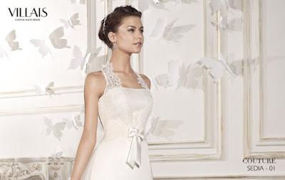 ideas de Vestidos de Novia Sencillos y Elegantes