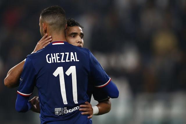 الصحافة الفرنسية تثني على رشيد غزال.