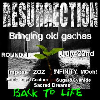 Resurrection Gacha