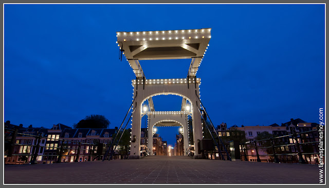 Margere Brug Amsterdam (Países Bajos)