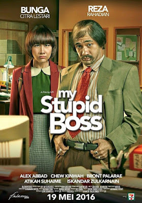 Download Film Indonesia My Stupid Boss (2016) Full Movie