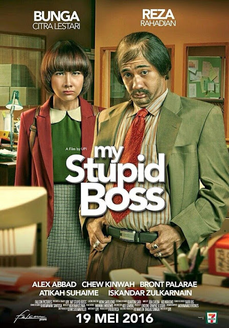 Download Film My Stupid Boss 2016 Full DVDRip