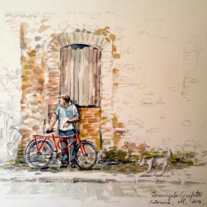 Rosangela Grafetti, современный художник