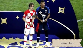 Pemain terbaik, top scorer, kiper terbaik, fifa fair play, dan juara piala dunia rusia 2018