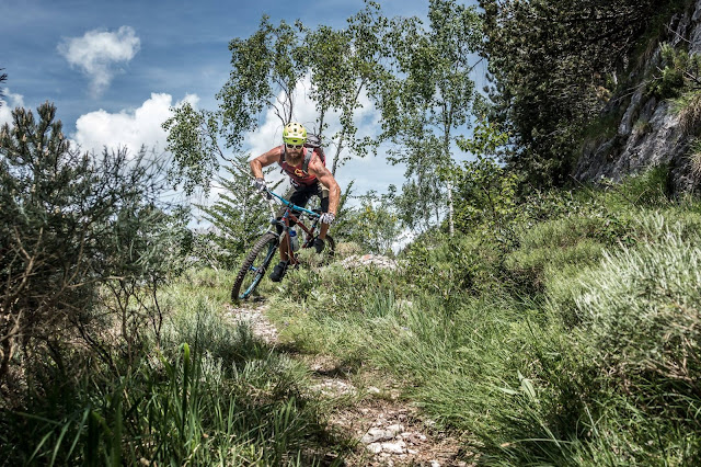 Trail Mountainbike Monte Monticello Udine