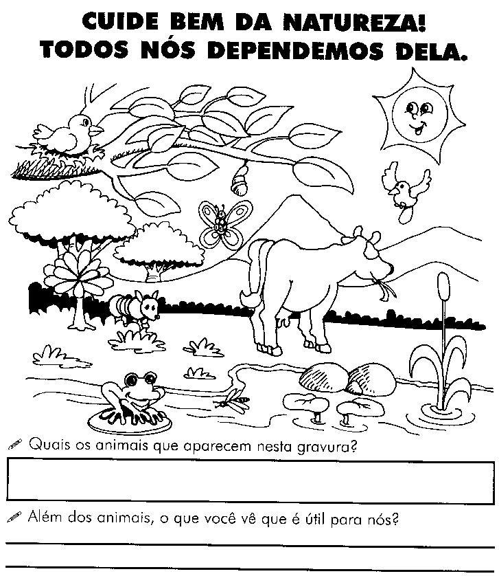 BIBOCA AMBIENTAL : CRUZADINHAS COM TEMA AMBIENTAL 6