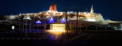 Queen Elizabeth Hotel - Dubai - Courtesy of Queen Elizabeth 2 Hotel - Grand Opening