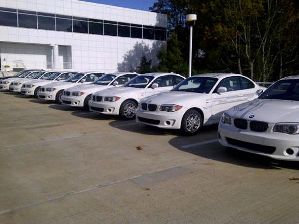 ActiveE Mobility: Driving an Electric BMW 1-Series: November