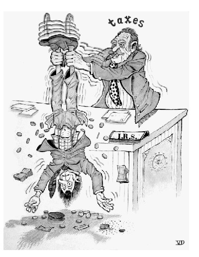 A Trivial Devotion: Christian Tax Collector? (Matthew 9:9)