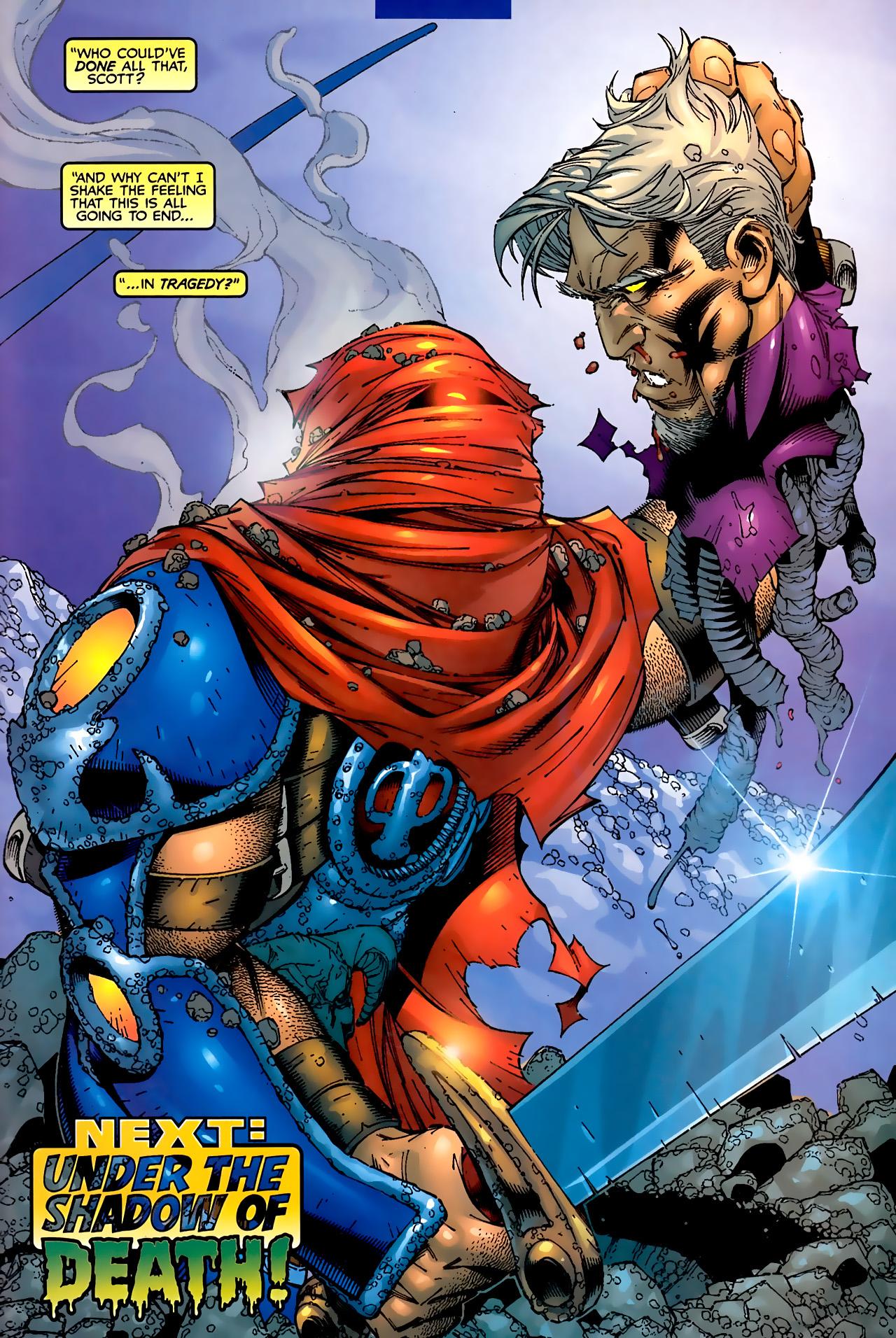 Read online Astonishing X-Men (1999) comic -  Issue #1 - 23