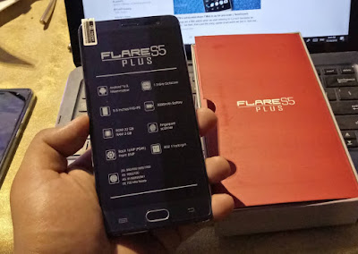 Cherry Mobile Flare S5 Plus; Octa Core Android M, 3GB RAM, 32GB ROM, 16MP Camera for Php8,999