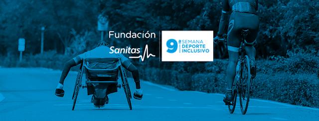 9ª Semana del Deporte Inclusivo promovida por la Fundación Sanitas