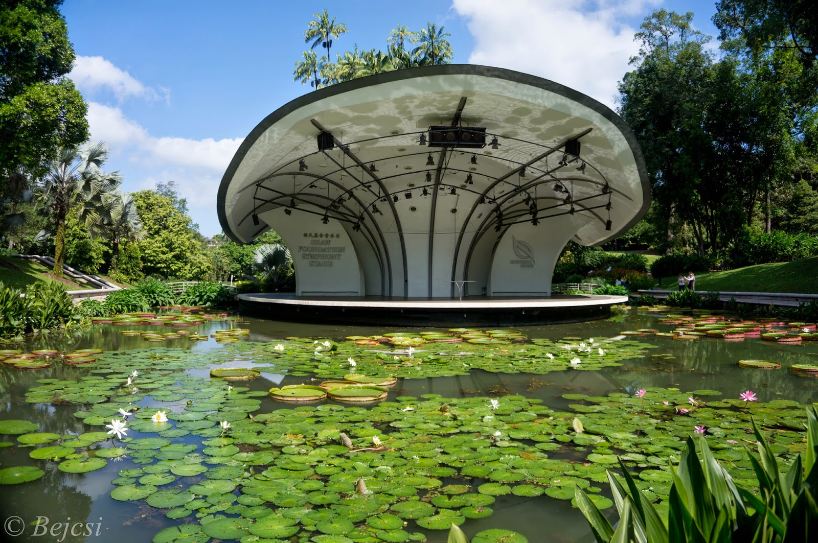 an evaluation of the visitor management systems of singapore botanical gardens Natural systems management report prepared by ian perkins consultancy services the australian botanic gardens network mount annan botanic.