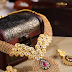 One gram gold necklace set