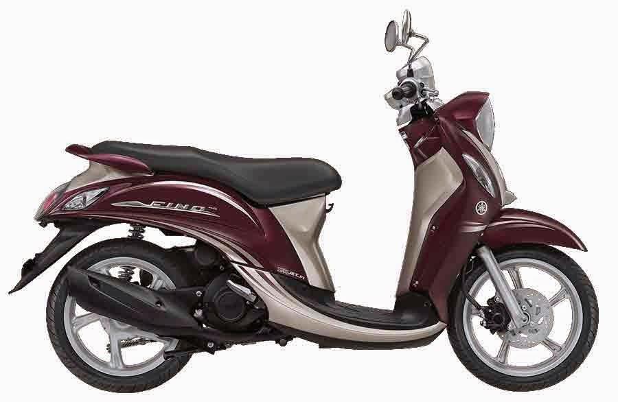 Motor Yamaha Fino Fi Dealer Yamaha Victory Tangerang