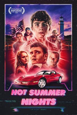 Hot Summer Nights 2017 DVD R1 NTSC Sub