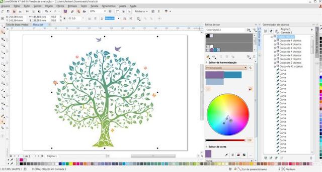 [ Programa ] CorelDRAW Graphics Suite X7 – 32 e 64 Bits PT-BR + Ativação ( OFICIAL )