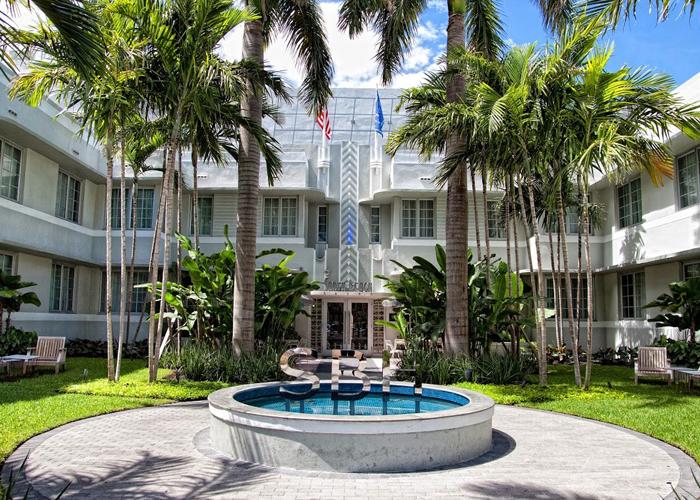 Sbh South Beach Hotel Miami Fl