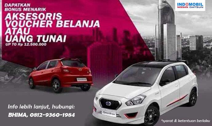 Promo Datsun Terbaru, Juni 2017