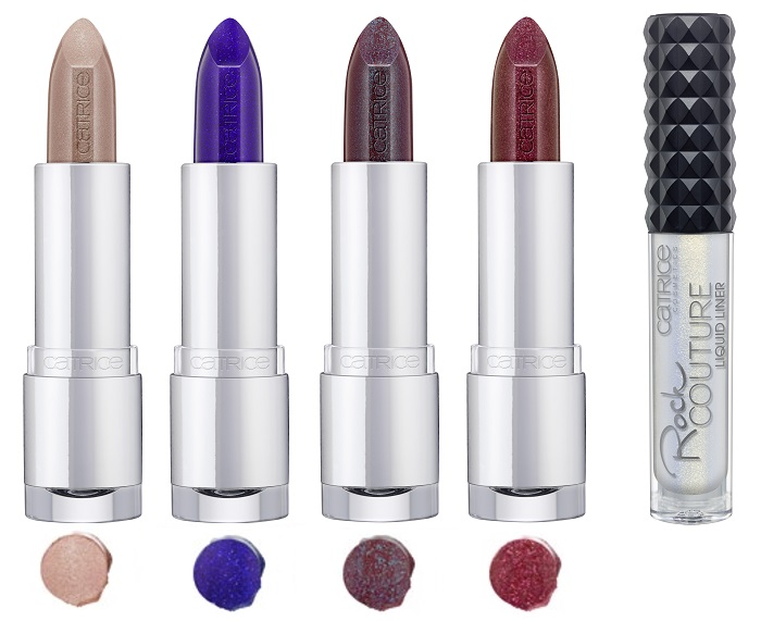 CATRICE Holo Graphic Prisma Chrome Lipstick