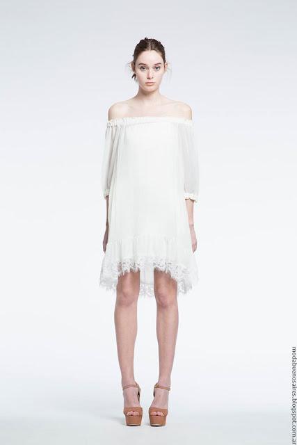 Moda verano 2017 ropa de moda verano. Natalia Antolin verano 2017.