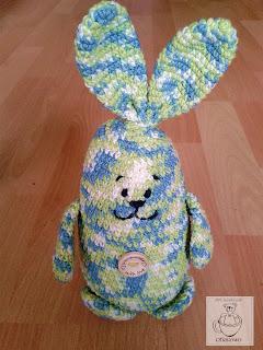 Green bunny - Ofuniowo