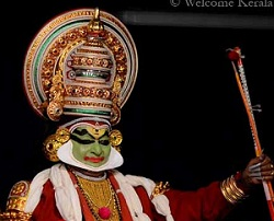 Kalamandalam Gopi_kathakali_ at Navarathri Dance and Music Festival_Payyannur