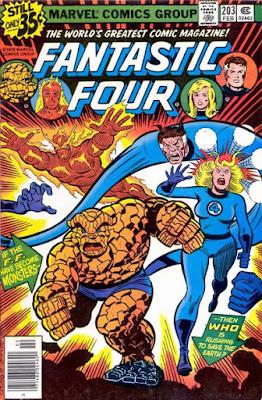 Fantastic Four #203