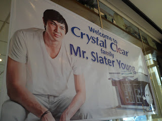 PBB Big Winner Slater Young Recieves Crystal Clear Franchise