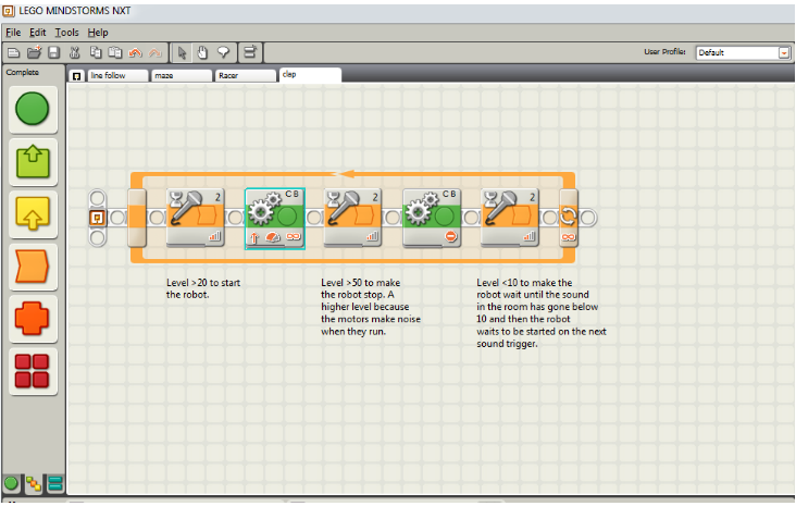 Lego Nxt Programming Mikel F  Qafa
