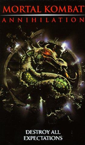 Poster of Mortal Kombat Annihilation 1997 720p Hindi BRRip Dual Audio Full Movie