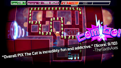 Pix The Cat APK + OBB For Android