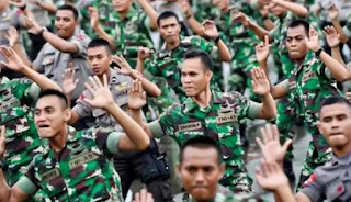 Anggota TNI atau Polri Kini Dipersulit Jadi Pejabat Sipil