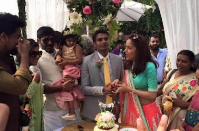 Vinita Joshi and Shashank Kunwar's wedding2
