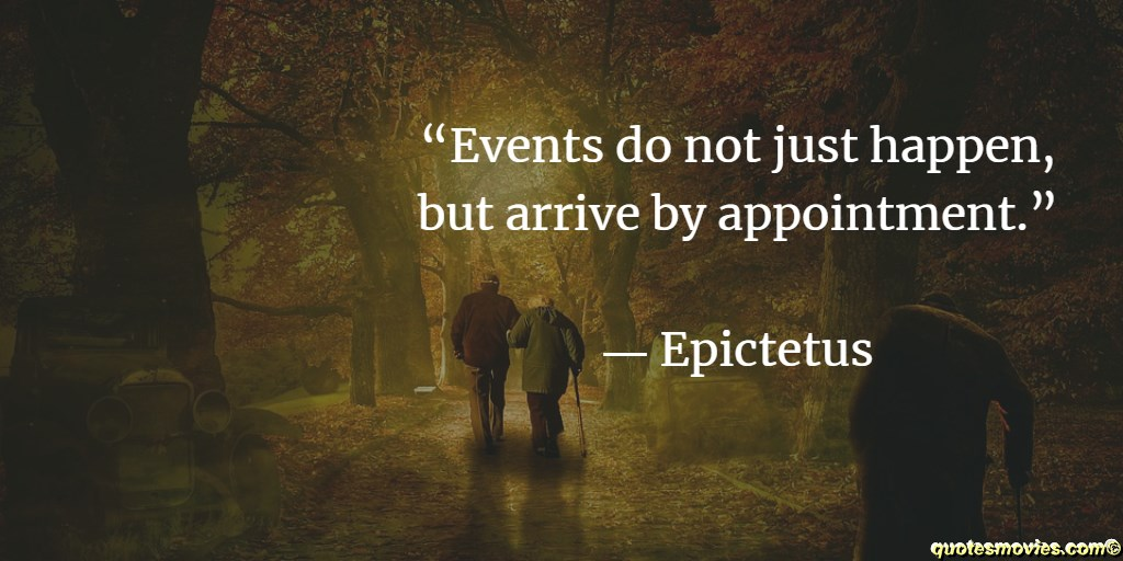 Epictetus Quotes about fate