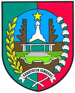 Gambar logo atau lambang Kabupaten Jombang