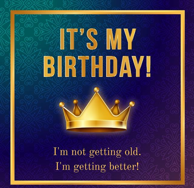 Confy Scenty's Birthday