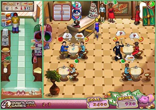 تحميل لعبة المطبخ الجميل Lovely Kitchen مجانا