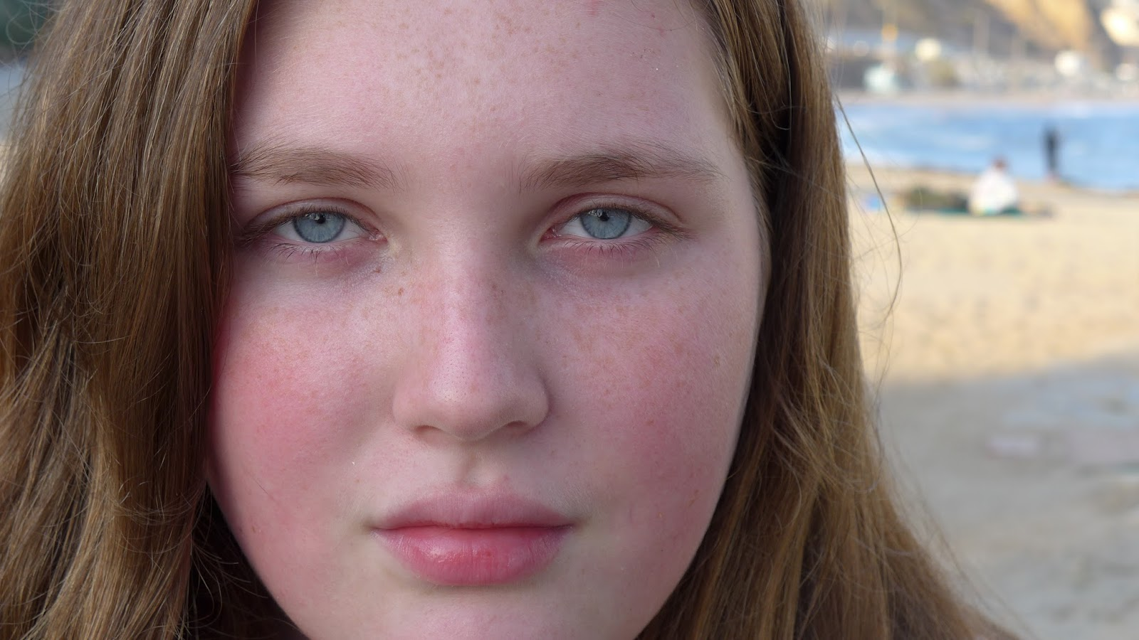 Blue Eyes - Zuma Beach, Malibu, CA