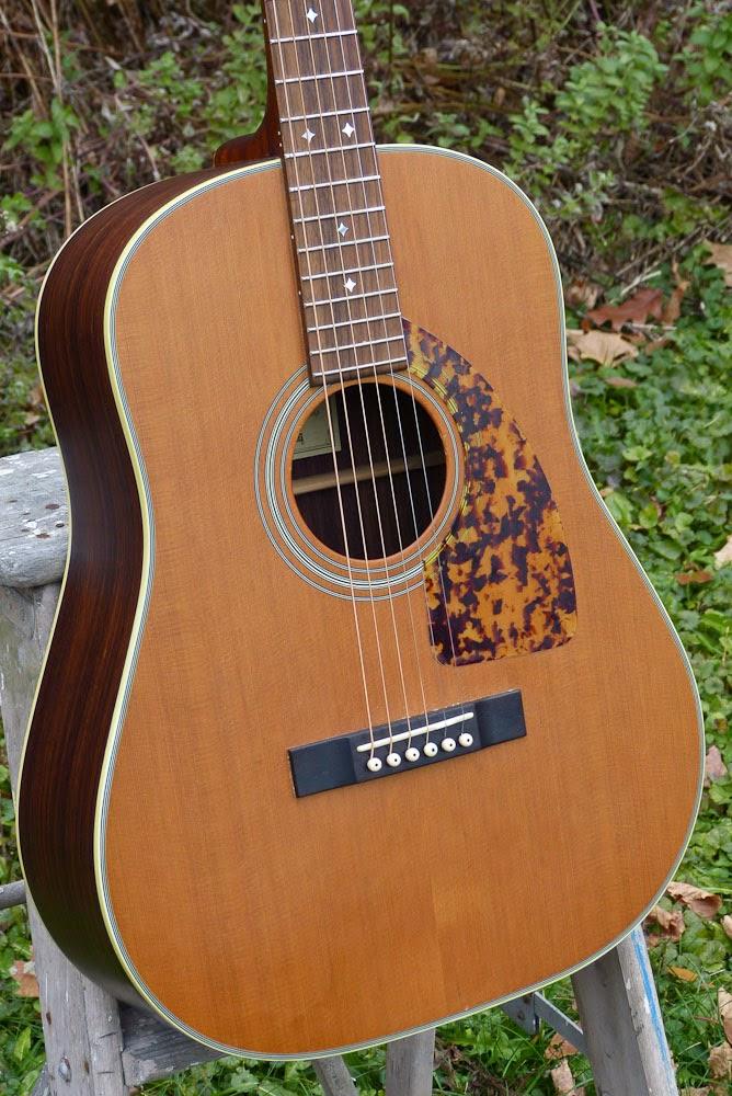 2005 epiphone aj 500rc masterbilt 12 fret dreadnought guitar. Black Bedroom Furniture Sets. Home Design Ideas