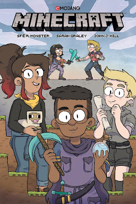 Dark Horse Minecraft Comic Book