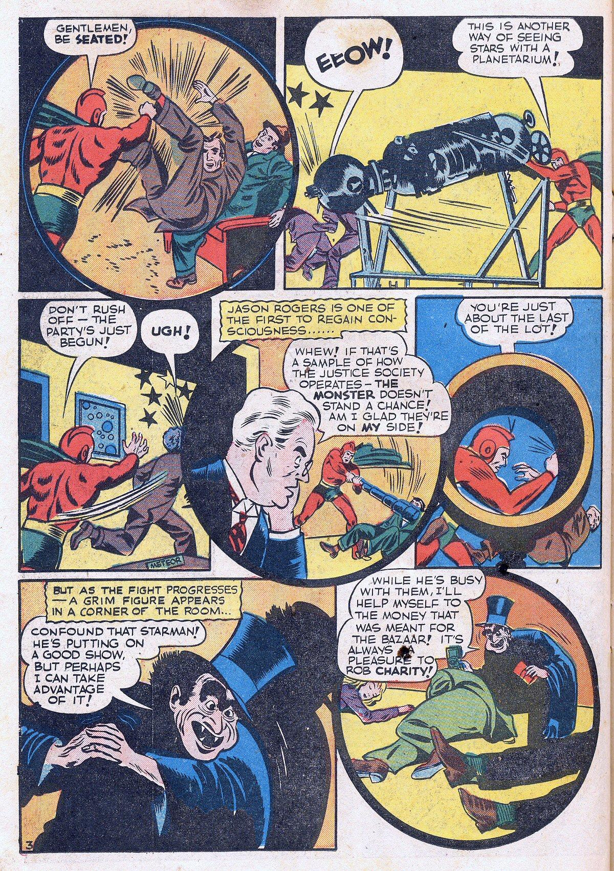 Read online All-Star Comics comic -  Issue #20 - 39